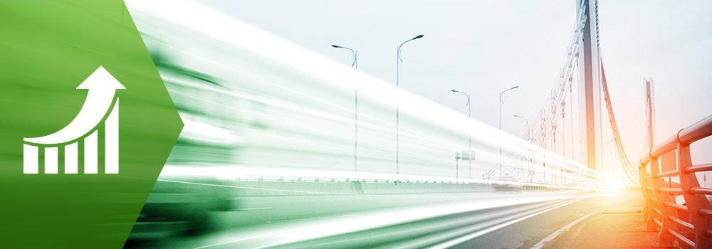 Fast Traveling Train