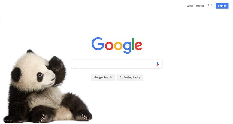 Google Panda 4.2